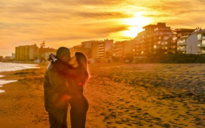 La Preboda: una sesión de fotos romántica para divertirsey relajarse.