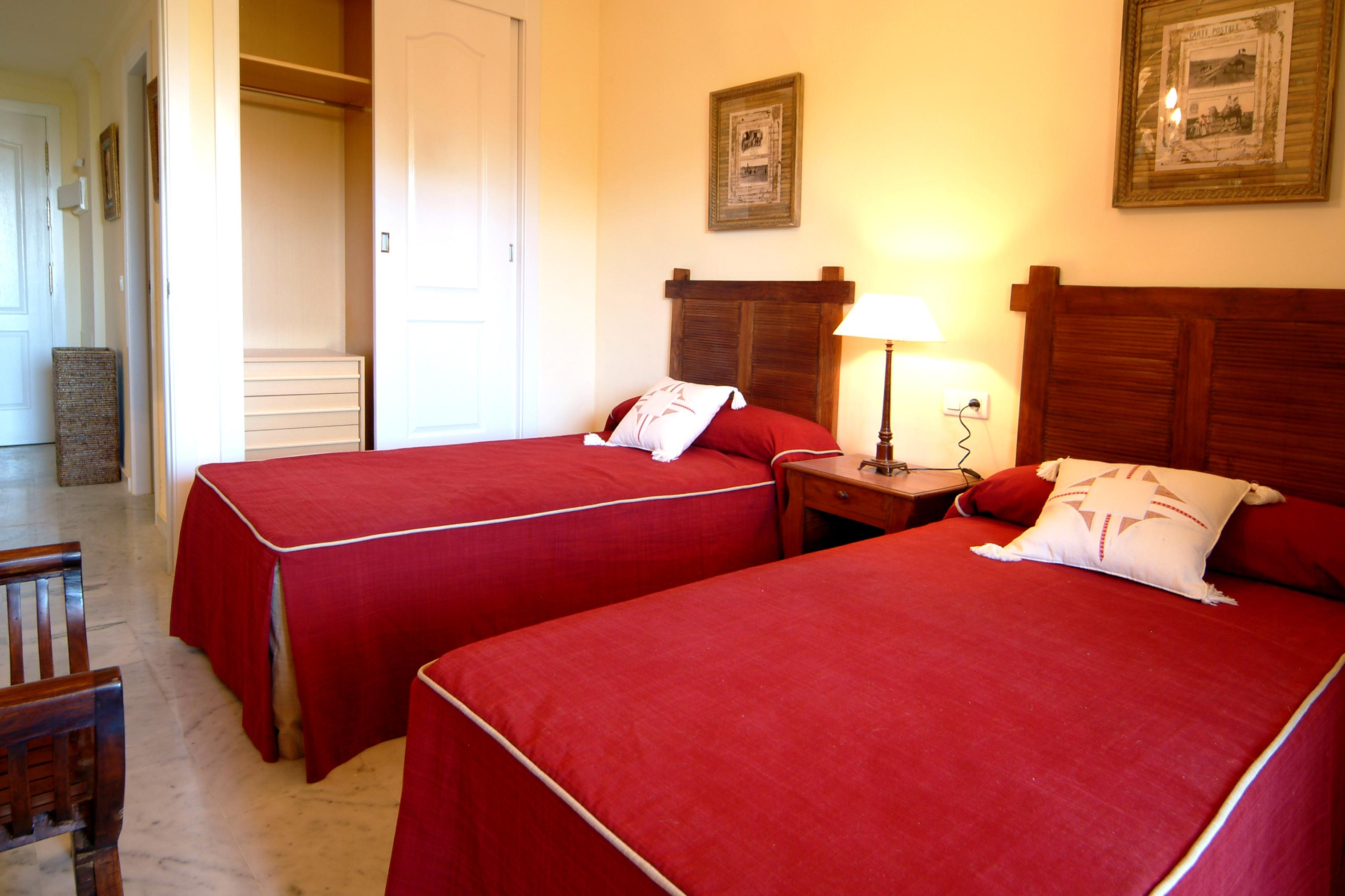 Fotografia decoración de interiores dormitorio